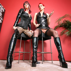 Domination Stiefel Ladies! - Juicy-Julie