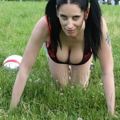sexy Ballspielerin - moniq30