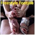 Freestyle Footjob pics - BiJenny