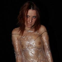 Plastik Folie - Celina-Ballerina