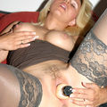 Dildo in der Fotze - Charlies_Angel