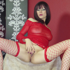 Red Lady- Erotik Dessous - Juicy-Julie