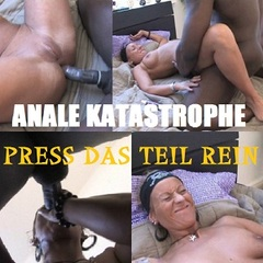 ANALE KATASTROPHE - PRESS DAS TEIL REIN! - Cora4you