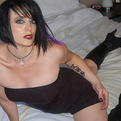 Hot Sexy Gothic Girl - sweet-cookie