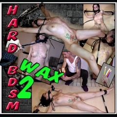HARD BDSM Wax Penetration 2.PRIVAT Video - Der_Kameramann