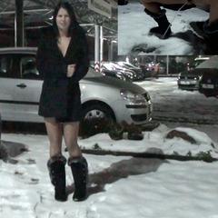 In den Schnee Gepisst! - Hot-Dirty-Joy
