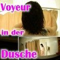 Voyeur whrend der Dusche - HotRide82