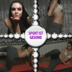 Sport ist gesund - SilviaDelux4U