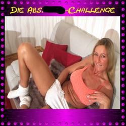 Abspritz-Challenge  //  Schaffst Du das  - Ramona_Deluxe
