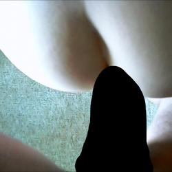 Anal Quickie - Spermahexe