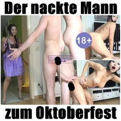 Der nackte Mann zum Oktoberfest - PornbabeTYRA