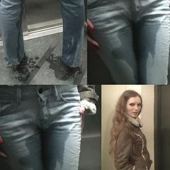 Pissen im Aufzug - sexynaty90