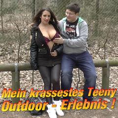 MEIN KRASSESTES TEENY OUTDOOR - ERLEBNIS - QueenParis