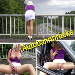 Auf der Autobahnbrcke - danjela01