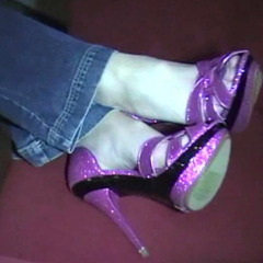 Jeans and Heels - HornyCouple69