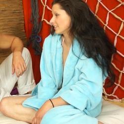 Lustige Fick-Massage - Mazy18
