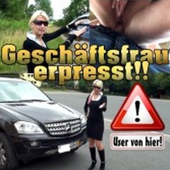 Geschftsfrau erpresst!! RS - Nina-Nina