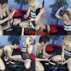 Toy Fun - Hot_Milf