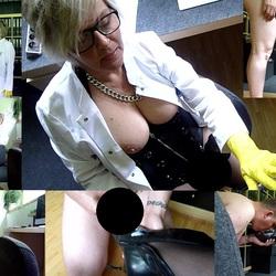 Frau Doktor lässt spritzen - sweety44