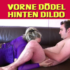 VORNE DDEL HINTEN DILDO - SEXY_TATJANA