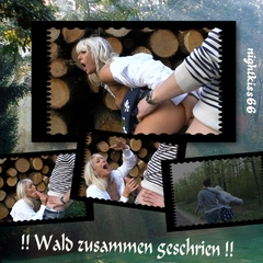 Wald zusammen geschrien !! EXTREM LAUT ! - nightkiss66