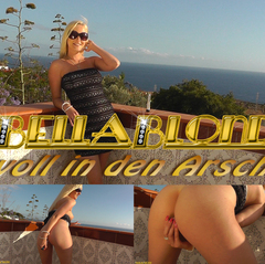 BellaBlond - voll in den Arsch - BellaBlond