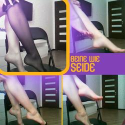 Beine wie Seide - SuesseEmma