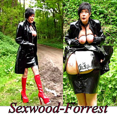 Geheimtip- Sexwood Forrest - heels-and-more