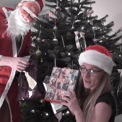 Weihnachtsmann User-Creampie!!! - Studentin-Aneta