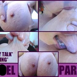 NIPPEL PARADE - Dirty Talk + Posing - roxana-xrated