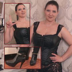 Vollgestopft mit meinen Slips! - Lady-MoniQue