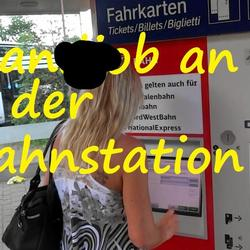 Handjob am Bahnhof - mausi-67