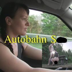 Public Fuck an der Autobahn - FolterKeller
