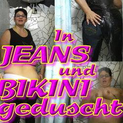 In JEANS und BIKINI unter der DUSCHE - Anna_devot