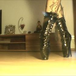 Ballett Boot Walk - Lauryna