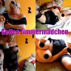 Geiles Zimmermädchen! - ReifePamela