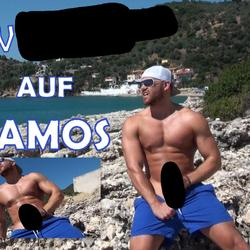 wiXXXen auf SAMOS! (Griechenland) - MrBigFatDick