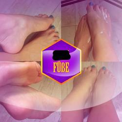 Sexy Füße - HeisseVerena4U