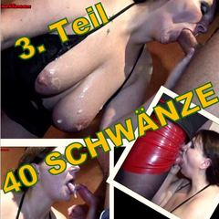 40 Schwnze fr mein Fickmaul (Teil 3/3) - Kendra_Kay