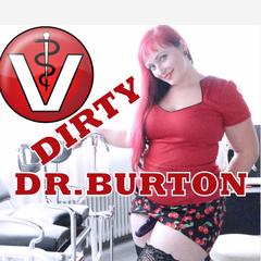 dirty Dr.Burton - taylor-burton