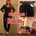 Walk Video in Holz Padoletten - Vanessa-Louri