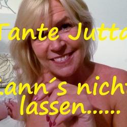 Tante Jutta kanns nicht lassen - mausi-67