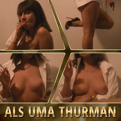 Als Uma Thurman:) - SexyKarina69