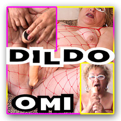DILDO OMI - Tief rein und Dirty Talk - Mallorca-ANNA