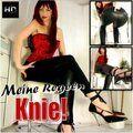 Lady V Fetischwelt - Knie Sklave! - oOHotJosieOo