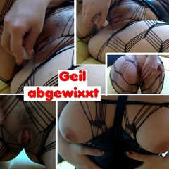 Geil gewichst und geil gekommen - Sexy-Kaefer