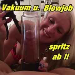 Aufgepumpt und abgespritzt!! - Dirty-LackLady