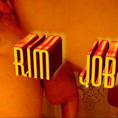 RIM - JOB mit Cumshot - luke_hot17