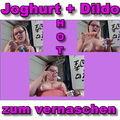 Joghurt Dildo zum vernaschen 28.10.2009 - Hot-Jenicha