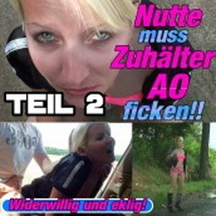 Nutte muss Zuhlter AO ficken Teil 2 - Nina-Nina